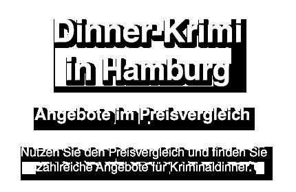 Dinnerkrimi Hamburg